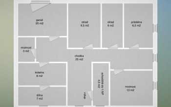 POŘÍČÍ NAD SÁZAVOU,3 ložnice ložnice,1 Pokojů pokoje,1 KoupelnaBathrooms,Rodinné domy,Benešovská,1014