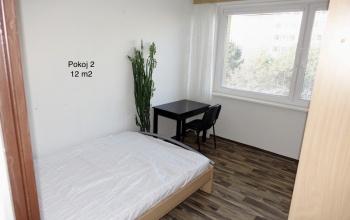 PRAHA 4 - CHODOV, 1 Bedroom ložnice, 3 pokoje pokoje,1 KoupelnaBathrooms,Byty,Pronájem,KLÍROVA,1025