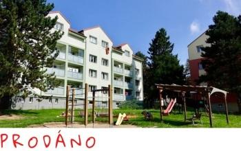 PSÁRY - DOLNÍ JIRČANY, 1 Bedroom ložnice, 2 pokoje pokoje,1 KoupelnaBathrooms,Byty,Prodej,SÍDL. ŠTĚDŘÍK,3,1050